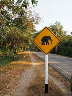 Kanchanaburi.. Must see this sign!!!
