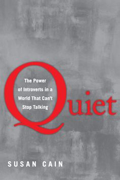 10 Self-Help Books That Will Change Your Life #refinery29  http://www.refinery29.com/self-help-books#slide6  Quiet: The Power of Introverts in a World That Can't Stop Talking by Susan Cain  Whether you're a chatty Cathy or somewhat verbally challenged, there's something to be taken away from Susan Cain's latest book, Quiet: The Power of Introverts in a World That Can't Stop Talking. In it, Cain helps the two personality traits to better understand one another by way of psychological ...