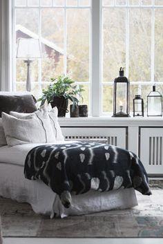 lounge chair, reading corner