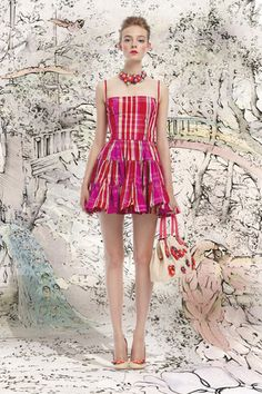 Red Valentino Spring 2013 Ready-to-Wear Collection Slideshow on Style.com