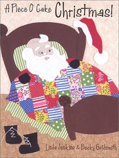 A Piece O' Cake Christmas by Linda Jenkins https://www.amazon.com/dp/0967439329/ref=cm_sw_r_pi_dp_x_bjZeybXRFGZHR