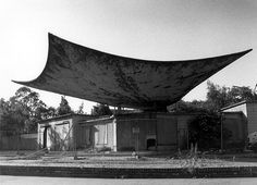 Abandoned Gas Station by sendung, via Flickr