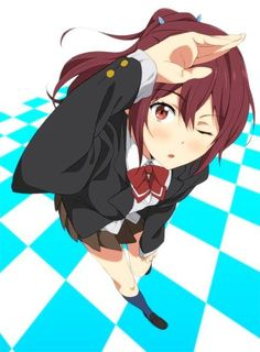 Rin's little sister Gou Free!