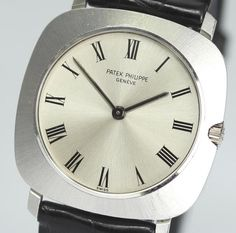Patek Philippe 【パテックフィリップ】K18WG手巻きref.3543cal.23 300PM 時計 Watch Antique ¥398000yen 〆08月01日