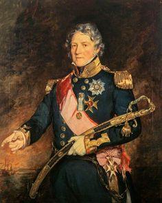 Admiral Sir Philip Charles Henderson Calderwood Durham (1763–1845)