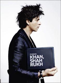 Shahrukh 'Baadshah' Khan!