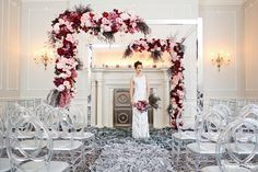 WedLuxe– 50 Shades of Passion | Photography by: Butter Studio Follow @WedLuxe for more wedding inspiration!
