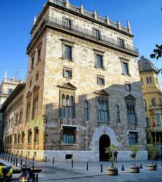 Palau de la Generalitat,  #Valencia #Spain