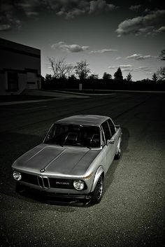 My Malaga BMW 2002 (circa '75) resides in a Western PA Barn :( ~ Screams for too Much Money ~ But no Cracked Dashboard!! :)