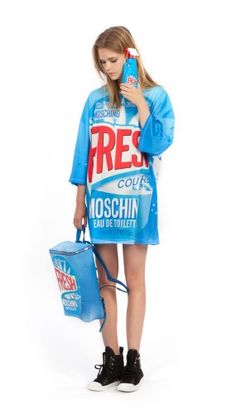Fresh Couture w edt от Moschino #ParfumInRussia
