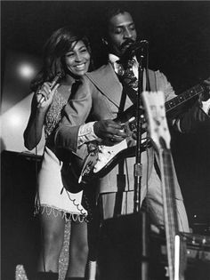Ike and Tina Turner - inducted in 1991