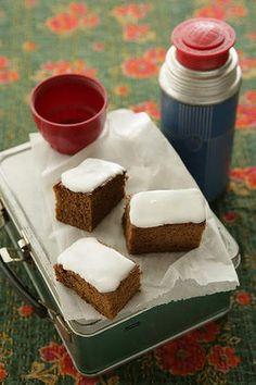 Gingerbread slice Recipe - British | Good Food