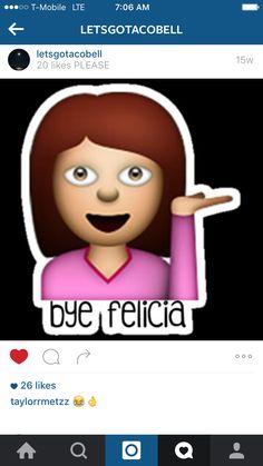 Bye Felica