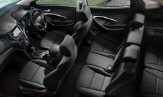 Offering the ultimate in comfort while getting you from A to B, the #Hyundai #SantaFe's body is engineered to improve your drive. Boasting silence while you cruise, an ergonomically-designed interior equipped with deluxe seats, state-of-the-art convenience features and flexible space utilisation.