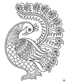 Grand Sewing Embroidery Designs At Home Ideas. Beauteous Finished Sewing Embroidery Designs At Home Ideas. Peacock Embroidery Designs, Crewel Embroidery Kits, Learn Embroidery, Machine Embroidery Patterns, Embroidery Ideas, Embroidery Thread, Japanese Embroidery, Embroidery Jewelry, Flower Embroidery