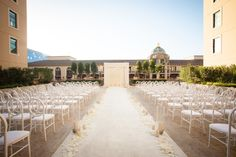 A Glamorous and Chic California Wedding - MODwedding