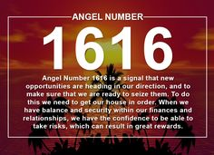 Keep seeing 1616 everywhere? Angel Number 1616 is a signal that new opportunities are heading in our direction. Learn the important meanings today! Spiritual Beliefs, Spiritual Meaning, Spiritual Awakening, Spirituality, Angel Numbers, Tarot Cards For Beginners, Angel Number Meanings, Law Attraction, Messages