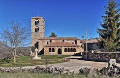 Jaramillo de la Fuente, Sierra de la Demanda - Iglesia románica de Nuestra Señora de la Asunción, joya del románico rural burgalés