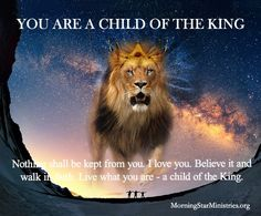 I am the daughter of the King Jesus. Bible Verses Quotes, Bible Scriptures, Jesus Is Lord, Jesus Christ, Savior, King Jesus, Lion Of Judah, Prayer Warrior, Warrior Quotes