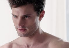 """Good Morning, have a greyt day!  #JamieDornan #FiftyShades"""
