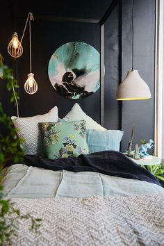 BEDROOM IDEAS | SLAAPKAMER IDEEEN // Bedouin Societe Linen - Duvet Cover