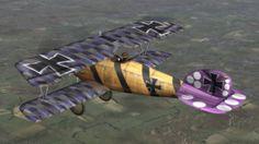 Albatros DV Jasta 4 - von Doring
