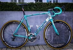 Sep Vanmarcke's Bianchi Infinito CV #Bianchi #bikes & more
