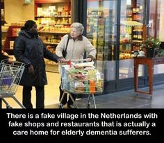 New Ways Of Taking Care Of The Elderly
