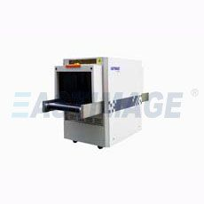 EI-6550DV is a new product of dual view x-ray security inspection equipment. It can display horizontal and vertical images by two independent generators, and can quickly detect organic, inorganic, mixtures or light metals according to the effective atomic number of detected objects, which can identify overlapping articles and contraband easily and precisely.