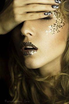 Make-up inspiration #dental #poker