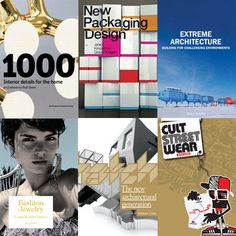 Laurence King's collection of art and design books