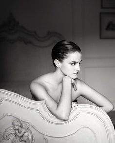 emma watson by mariano vivanco. for i-d magazine, fall 2011.