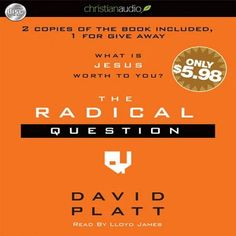 Radical Question by David Platt CD