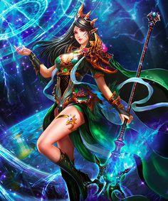 Magic tutor by wands96 on DeviantArt