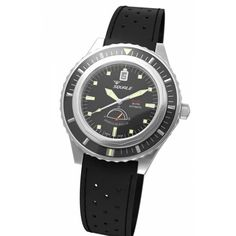 Squale watches | Squale Master Grey | Power Reserve |