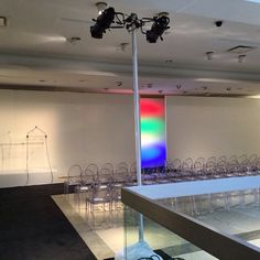 Active's Fashion Show Division set up fabric wall and lighting to make this fashion event fabulous. Fashion Events, Division, Fashion Show, Dining Table, Lighting, Wall, Fabric, Home Decor, Tejido