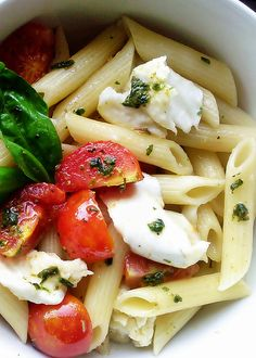 "lovefoodaholics: "" italian—food: ""pasta fredda "" """