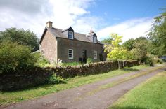 Gardeners Cottage in Perthshire