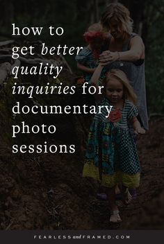 Looking for more photography clients? Consider creating an incredible experience by teaching a beginner photography workshop to help potential clients fall in love with storytelling, documentary photography.