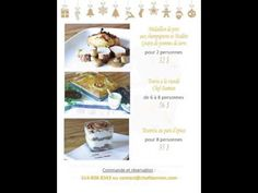 Livret des fêtes de Chef Damien - Noël 2016 Chef Damien, Noel