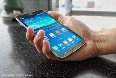 Pouco após terem vazado as primeiras imagens oficiais do Galaxy Round, a Samsung anunciou oficialmente o lançamento do produto, primeiro smartphone comercial do mundo a contar com um display curvo. Atualmente programado para chegar somente ao mercado sul-coreano no dia 10 de outubro, o dispositivo c