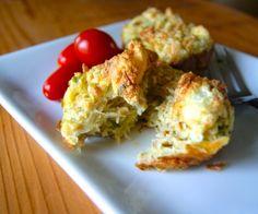 Crab puffs - low carb and grain free! From Seasonal & Savory: www.seasonalandsavory.com