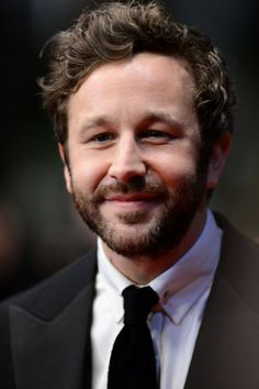 """Chris O'Dowd ~ he was ADORABLE in the movie """"Bridesmaids"""""""