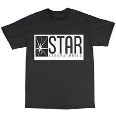 Star Laboratories T-Shirt #regalo #arte #geek #camiseta