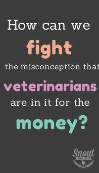 "Social Media vs. The ""Veterinarians Just Want Money"" Epidemic - Snout School"