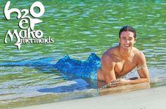 Mermaid Images, Mermaid Photos, Mermaid Art, H2o Mermaids, Mermaids And Mermen, Fantasy Creatures, Sea Creatures, Merman Costume, Silicone Mermaid Tails