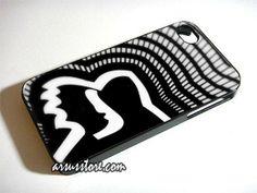 Fox Racing Logo iPhone Case 5 5S 5C 4 4S