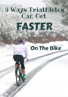 By training like a cyclist instead of a triathlete, you may obtain that faster bike leg you've been seeking. Use these six training tips to increase comfort and produce more power on the bike. 6 Ways Triathletes Can Get Faster On The Bike - http://www.active.com/triathlon/Articles/6-Ways-Triathletes-Can-Get-Faster-On-The-Bike