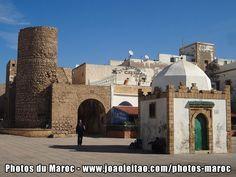 Place Sidi Boudhab à Safi
