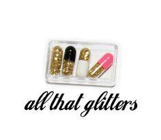 I eat glitter for breakfast
